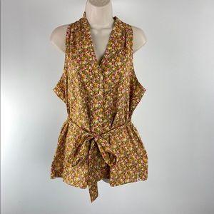Talbots shirt size 14